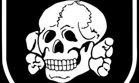 3-osios SS divizijos Totenkopf logotipas