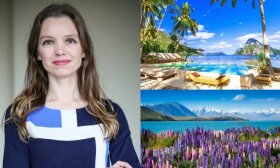 Turizmo ekspertė: turizmui išlipti iš krizės gali padėti tik keliautojų solidarumas