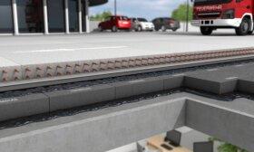 Inovatyvūs sprendimai automobilių statymo aikštelėms ant stogų