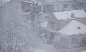 Prie Lietuvos priartės ciklonas: po stingdančio šalčio – pokyčiai jau netrukus