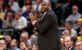 """Sabonio treneris sulaukė pasitikėjimo: """"Pacers"""" ilgam pratęsė sutartį su McMillanu"""