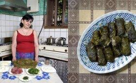 58 metų Jenya Shalikashuili iš Armėnijos