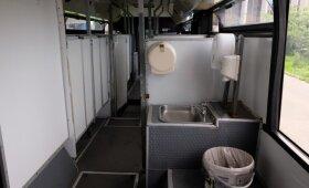 Sankt Peterburgo tualetai