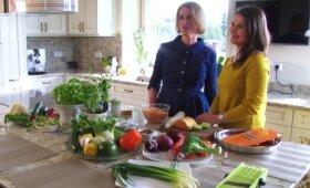 Šakninių daržovių salotos: kaip jas pagaminti, kad patiekalas būtų itin sveikas