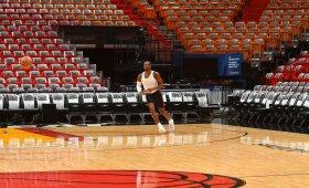 """Wade\'as paskelbė savo verdiktą: atsisveikins su NBA po """"paskutiniojo šokio"""""""