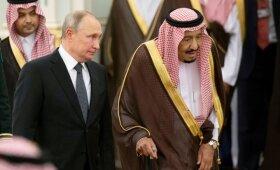 Rusijos ir Saudo Arabijos santykiai: viskas vyksta ne taip, kaip tikėjosi rusai