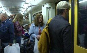Maskvos metro – požeminis sovietinės istorijos muziejus