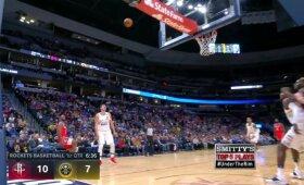 """Denverio """"Nuggets"""" - Hjustono """"Rockets"""" rungtynių apžvalga"""