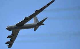 JAV bombonešis B-52