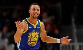 NBA čempionų magiškasis trejetas grįžta: surinko tris ketvirtadalius komandos taškų