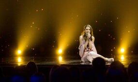 """Dar 12 nacionalinės """"Eurovizijos"""" dalyvių rungėsi dėl jūsų simpatijų: pusei jau užtrenktos durys"""