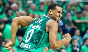 """Lietuvą """"brangakmeniu"""" vadinantis Daviesas: daug NBA krepšininkų nesugebėtų žaisti Eurolygoje"""