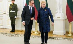 Kur galėtų pasukti Grybauskaitė, baigusi prezidentauti?