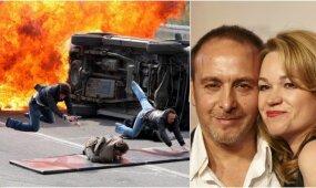 """21-erius metus seriale """"Kobra 11"""" besifilmuojantis Erdoganas Atalay atskleidė užkulisius: keisti dalykai, vykę televizijoje anksčiau"""