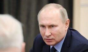 Putinas pribloškė cinišku pareiškimu: buvusios sovietinės respublikos apgailestauja dėl SSRS subyrėjimo
