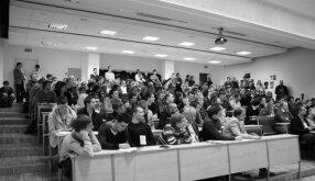 Startup Weekend Lithuania 2011 ideju pristatymas