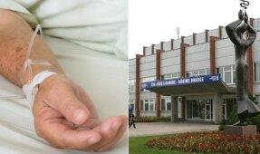 Klaipėdos universitetinė ligoninė'