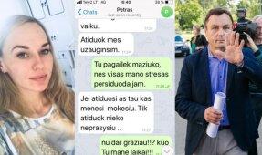 Birutė Navickaitė, Petras Gražulis'