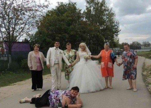 Tos absoliučiai beprotiškos rusiškos vestuvės