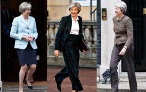 Theresa May – politikė, mylinti madą