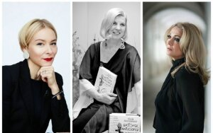 V. Baublienė: ką skaito žinomos moterys