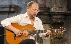 Flamenko ir geros muzikos mėgėjai kviečiami vasaros vakarus leisti su muzika