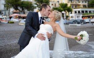 Vestuvių Italijoje rengėja: tai visiškai kitokia šventė nei Lietuvoje