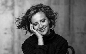 """Ieva Narkutė pristato naują albumą """"Švelnesnis žvėris"""""""