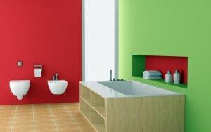 Ką apie namų interjerą byloja žalia spalva