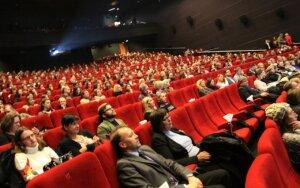 """Vienuoliktųjų """"Žiemos ekranų"""" atidarymo filmą pristatė režisierius"""