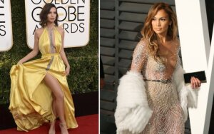 Naujųjų metų sutiktuvėms reikėtų rinktis geltonos, aukso spalvos aprangą bei kailio detales