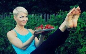 Kaip maitintis ir lieknėti vasarą? Pataria trenerė-dietistė