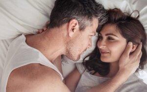 Petingas: dieviškas seksas vos prisilietus