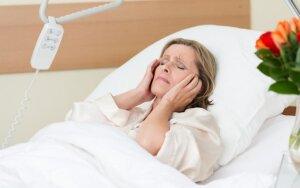 Po siaubingos autokatasrofos Dianai - hepatito C diagnozė