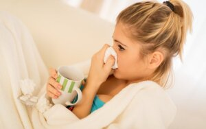 Moteris, peršalimas