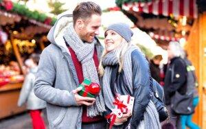 """Kalėdos yra puiki proga pasakyti """"aš tave myliu"""""""