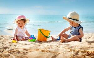 Gydytoja kardiologė: kokie ženklai įspėja, kad vaikas perkaito