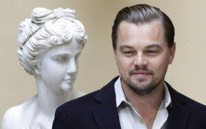 Leonardo Di Caprio: nauja mergina ir naujas vaidmuo