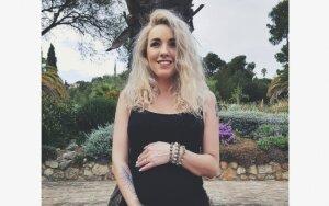 Vaikelio besilaukianti dainininkė Anžela Adamovič: mėsos atsisakiau ne todėl, kad taip daro visi