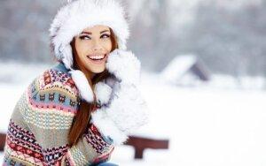 Kokioms procedūroms itin tinkamas šaltasis metų laikas