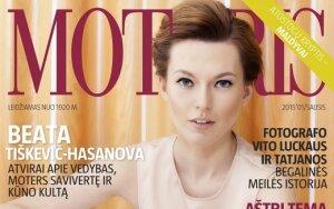 """Moters"" herojė Beata: kai ištekėjau, tapau <em>nagla</em>"
