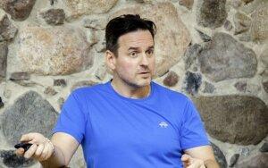 Treneris V. Kavaliauskas: kaip per mėnesį numesti kelis kilogramus
