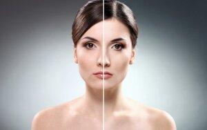 Makiažo gudrybės, kaip patobulinti veido kontūrus?