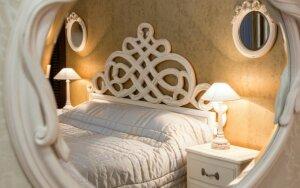 Kokie šviestuvai reikalingi miegamajame
