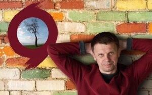 Rolandas Kazlas: esu tik dar vienas dainuojantis aktorius