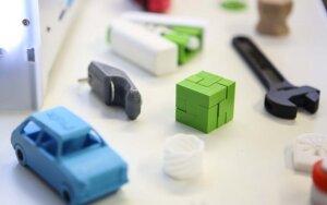 3D spausdintuvo produktai