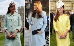 Stilingiausi nėščios Kate Middleton momentai