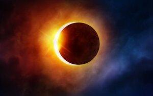 Saulės užtemimas - tai laikas, kai galime stipriai keisti savo likimą