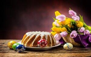 Velykų boba, kurios receptas – nuo protėvių