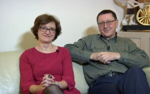 Vytautas Šerėnas: mūsų namuose lėkštės niekada nedūžta, nes mano žmona yra suvalkietė